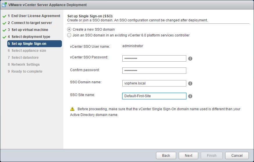 vSphere 6 HA SSO (PSC) with NetScaler VPX Load Balancer for