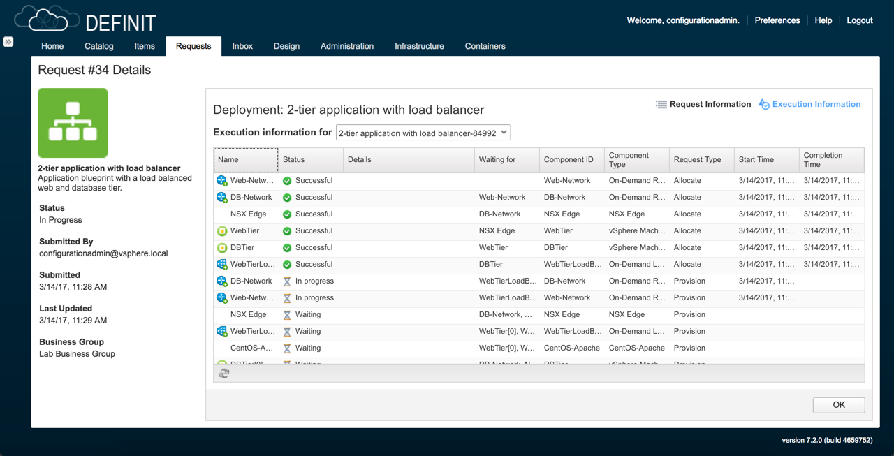 Getting started with vRealize Log Insight 4 3 for vRealize